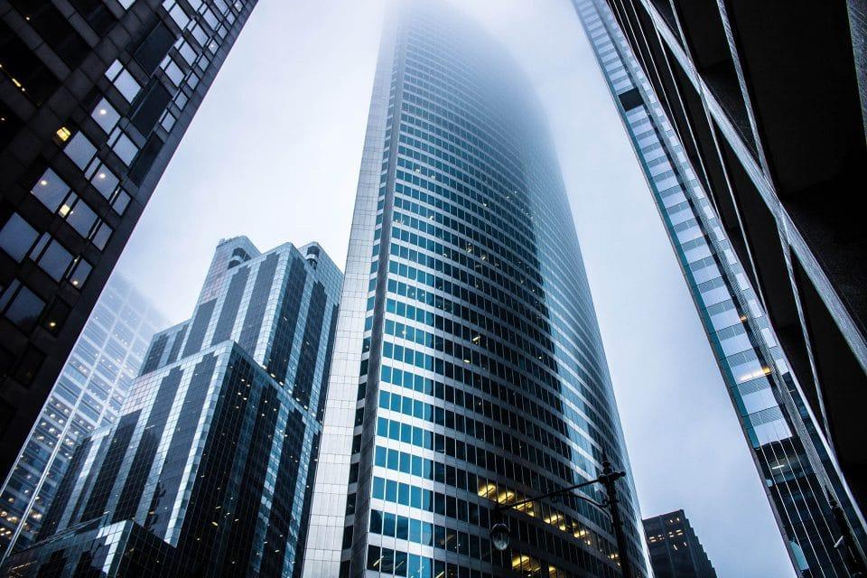 architectural design enterprise building