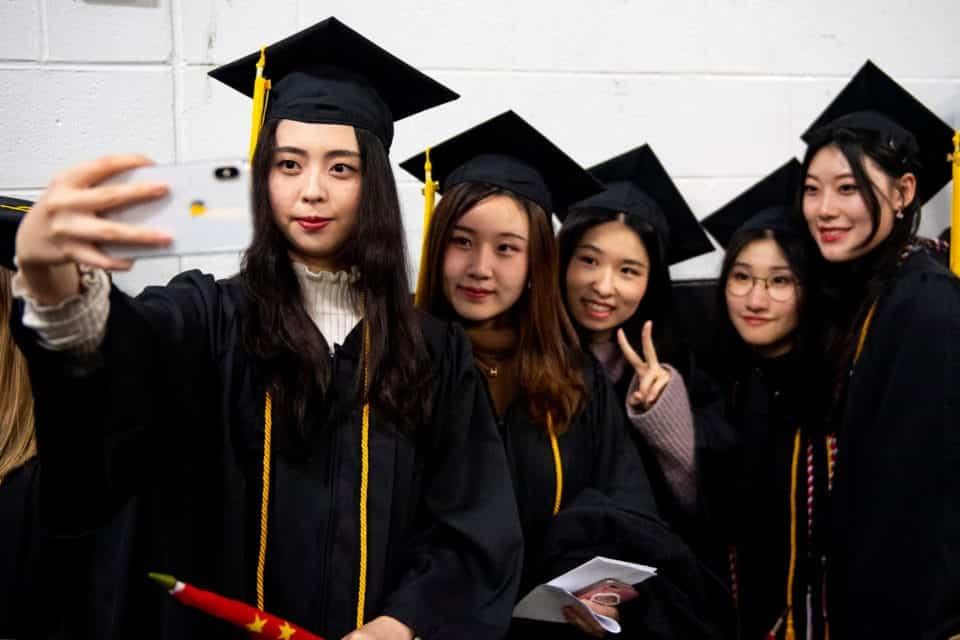 Northeastern University Commencement