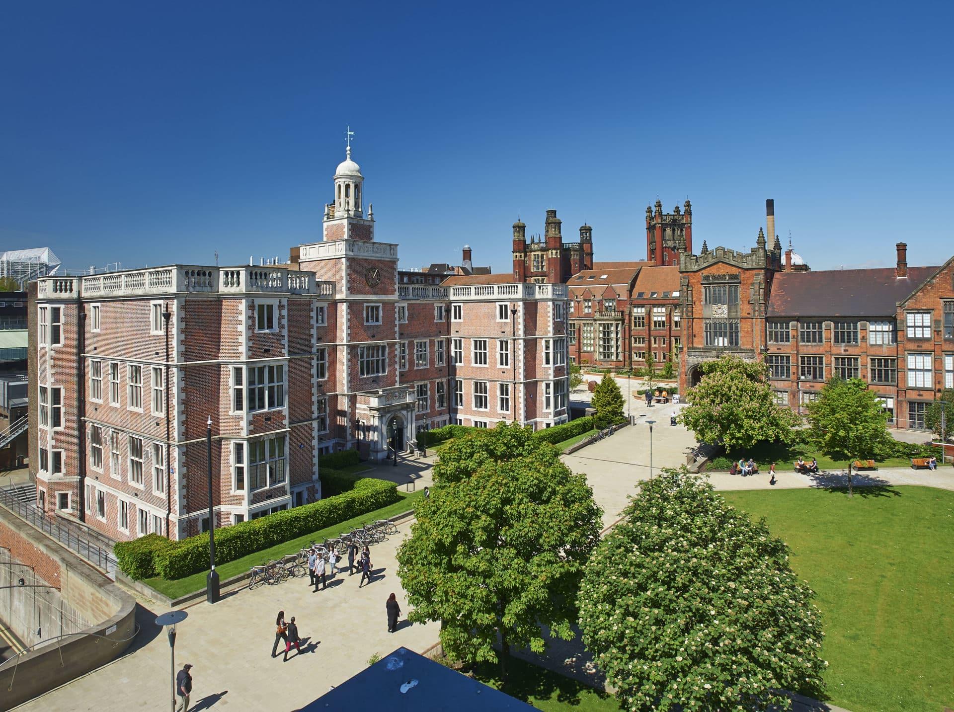 Newcastle University Students Union Bldg