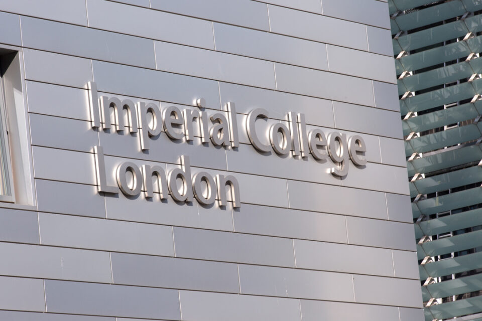 Imperial College of London, Photo Credit: Thomas Angus