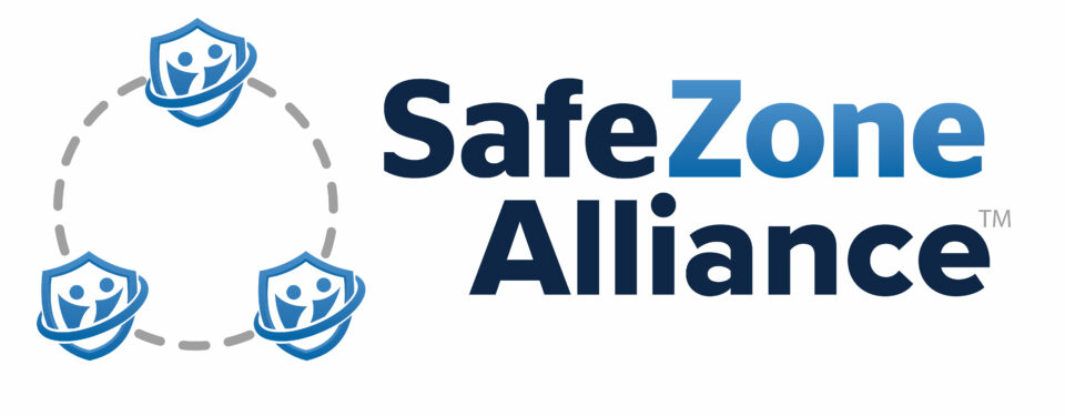 Logo for SafeZone Alliance from CriticalArc.